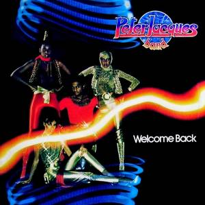 Peter Jacques Band: Welcome Back - Cover
