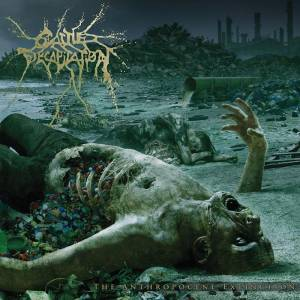 Cattle Decapitation: Anthropocene Extinction, The - Cover