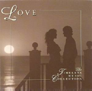 Timeless Music Collection - Love, The - Cover