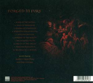Krisiun: Forged In Fury (CD) - Bild 2