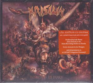 Krisiun: Forged In Fury (CD) - Bild 4