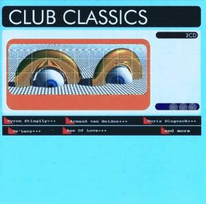 Cover - Age Of Love: Club Classics