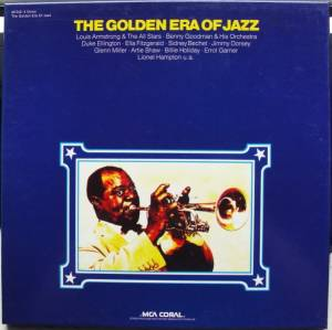 Cover - Coleman Hawkins & His Orchestra: Golden Era Of Jazz, The
