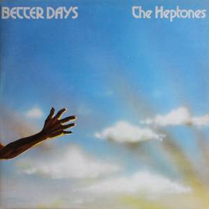 Cover - Heptones, The: Better Days