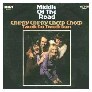 Middle Of The Road: Chirpy Chirpy Cheep Cheep (Promo-LP) - Bild 1