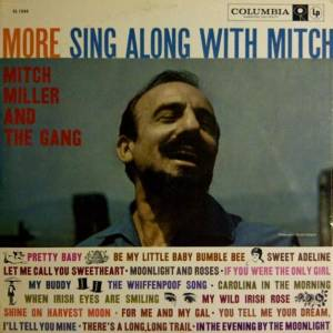 Cover - Mitch Miller & The Gang: More Singalong With Mitch