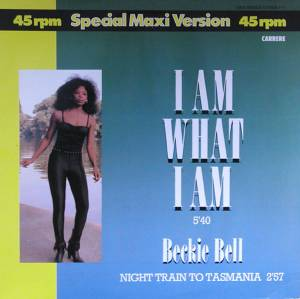 Cover - Beckie Bell: I Am What I Am