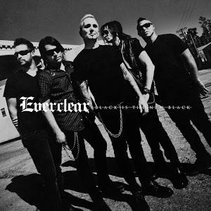 Cover - Everclear: Black Is The New Black