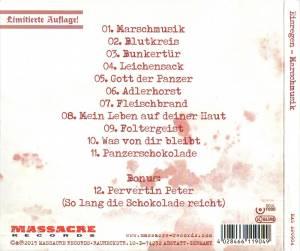 Eisregen: Marschmusik (CD) - Bild 2