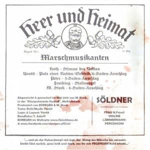 Eisregen: Marschmusik (CD) - Bild 6