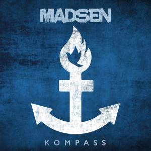 Cover - Madsen: Kompass