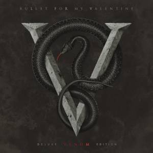 Bullet For My Valentine: Venom - Cover