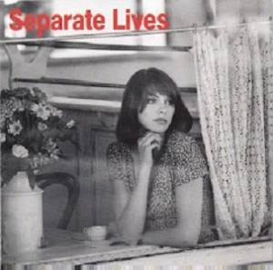 Cover - Eurythmics & Aretha Franklin: Emotion Collection - Separate Lives, The