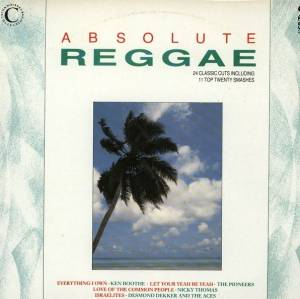 Cover - Susan Cadogan: Absolute Reggae