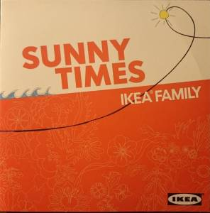Sunny Times Ikea Family Promo Cd 2008 Limited Edition