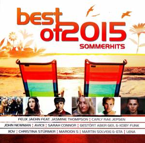 Cover - John Newman: Best Of 2015 Sommerhits