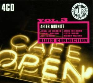 Cover - Smokey Hogg: Blues Connection Vol. 3 - After Midnight