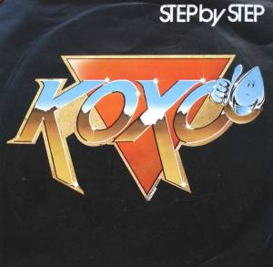 Cover - Koxo: Step By Step