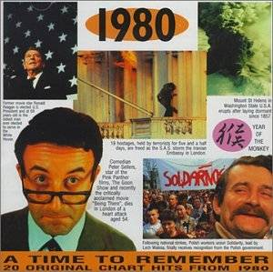 Cover - John Barry: 1980 - A Time To Remember