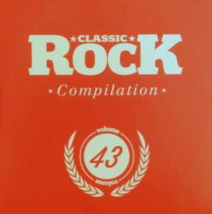 Cover - Black Space Riders: Classic Rock 43 - Compilation Volume 43