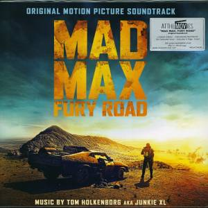 Cover - Junkie XL: Mad Max Fury Road