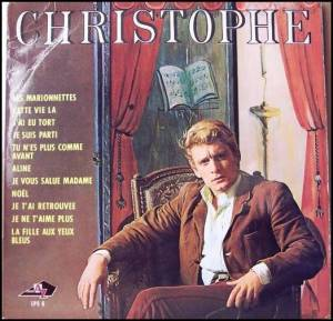 Cover - Christophe: Christophe