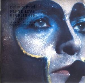 Peter Gabriel: Plays Live (CD) - Bild 1