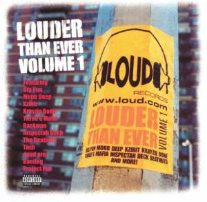 Cover - Inspectah Deck: Louder Than Ever Vol. 1