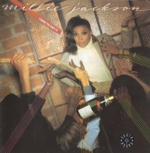 Millie Jackson: I Had To Say It - Cover
