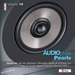 Cover - Jay-Jay Johanson: Audiophile Pearls Volume 14