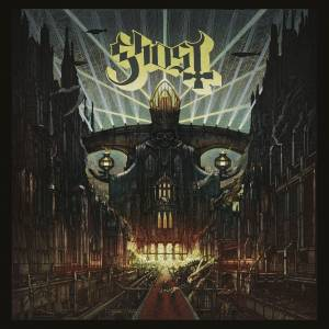 Ghost: Meliora - Cover