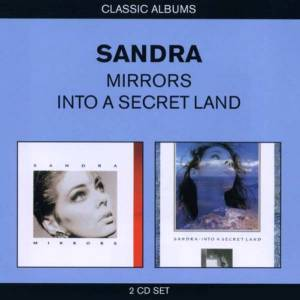 Cover - Sandra: Mirrors / Into A Secret Land