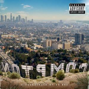 Cover - Dr. Dre: Compton - A Soundtrack By Dr. Dre