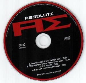 Absolute: The Ultimate Show (Single-CD) - Bild 3