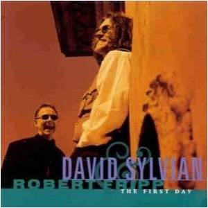 David Sylvian & Robert Fripp: First Day, The - Cover