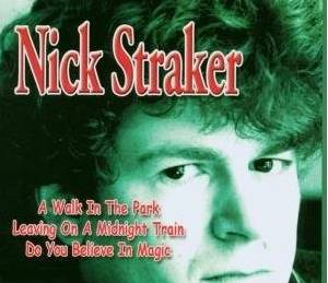 Cover - Nick Straker: Walk In The Park, A
