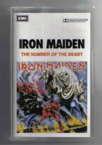 Iron Maiden: The Number Of The Beast (Tape) - Bild 1