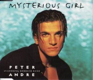 Cover - Peter André: Mysterious Girl