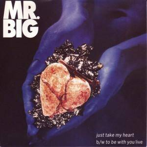 Mr. Big: Just Take My Heart - Cover