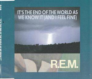 R.E.M.: It's The End Of The World As We Know It (And I Feel Fine) - Cover