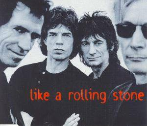 The Rolling Stones: Like A Rolling Stone - Cover
