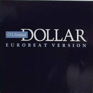 Dollar: O L'Amour - Cover