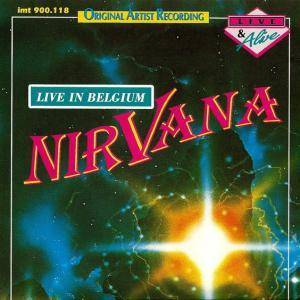 Nirvana: Live In Belgium - Cover