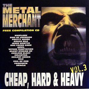 Cover - Sins Of Omission: Metal Merchant - Cheap, Hard & Heavy Vol. 03, The