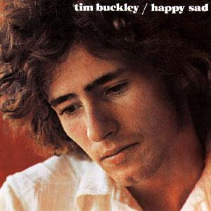 Tim Buckley: Happy Sad - Cover