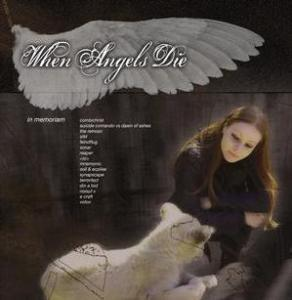 When Angels Die - Cover