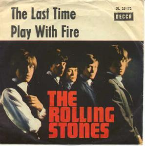 Rolling Stones, The: Last Time, The - Cover