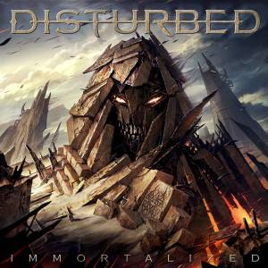 Disturbed: Immortalized (CD) - Bild 1