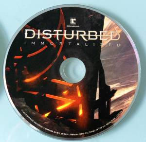 Disturbed: Immortalized (CD) - Bild 2
