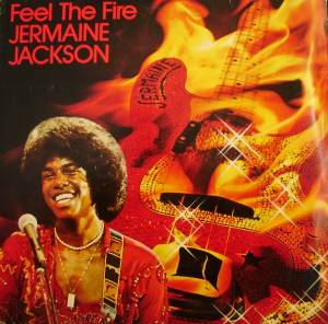 Cover - Jermaine Jackson: Feel The Fire